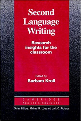 Image of Second Language Writing : Research Insights For The Classroom