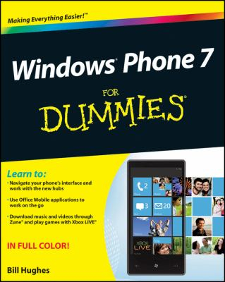 Image of Windows Phone 7 For Dummies
