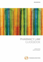 Image of Pharmacy Law Guidebook