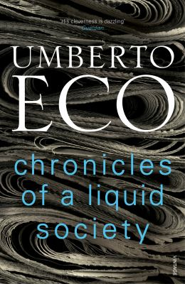 Image of Chronicles Of A Liquid Society