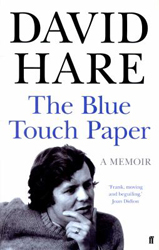 Image of Blue Touch Paper : A Memoir