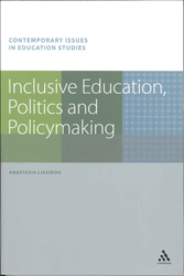 Image of Inclusive Education Politics And Policymaking