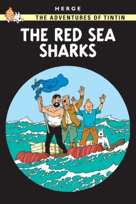 Image of Red Sea Sharks : The Adventures Of Tintin