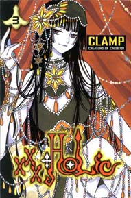 Image of Xxxholic Vol 3