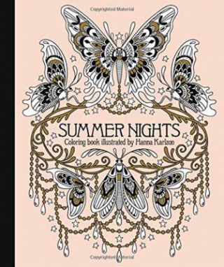 Image of Summer Nights : Coloring Book