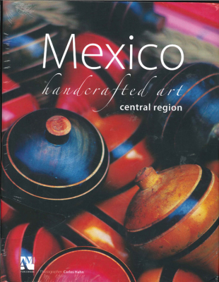 Image of Mexico Handcrafted Art : Central Region