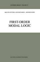 Image of First-order Modal Logic (1st Ed Reprint)