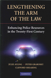 Image of Lengthening The Arm Of The Law Enhancing Police Resources Inthe Twenty-first Century