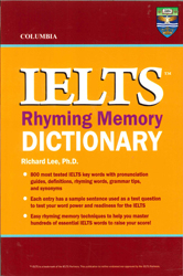 Image of Columbia Ielts Rhyming Memory Dictionary