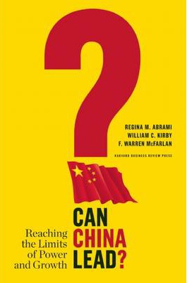 Can China Lead : Reaching The Limits Of Power And Growth