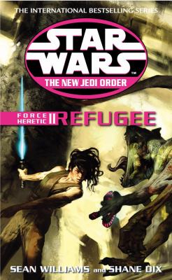 Image of Force Heretic Ii Refugee : Star Wars The New Jedi Order