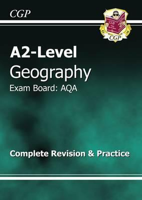 A2 Level Geography Aqa Complete Revision & Practice