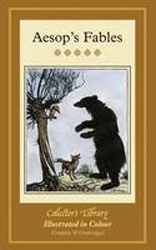 Aesop's Fables : Collector's Library Colour Ilustrations