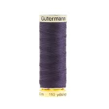 Image of Gutermann Thread Dark Purple 100m