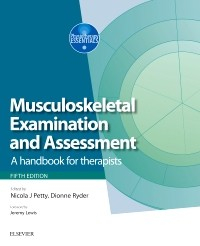 Image of Musculoskeletal Examination And Assessment : Volume 1 : A Handbook For Therapists