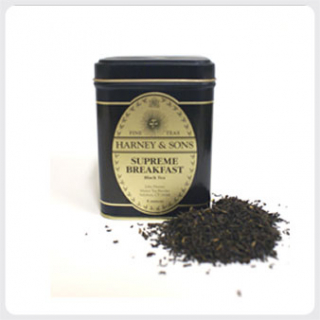 Harney Tea : Scottish Morning Loose Leaf Tin