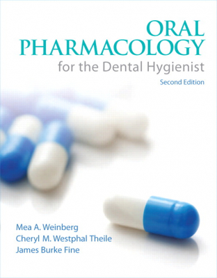 Image of Oral Pharmacology For The Dental Hygienist