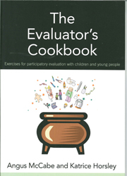 Image of Evaluators Cookbook Exercises For Participatory Evaluation With Children & Young People