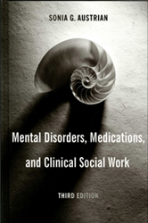 Image of Mental Disorders Medications & Clinical Social Work 3rd Edition