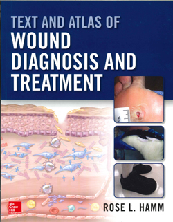 Image of Text And Atlas Of Wound Diagnosis And Treatment