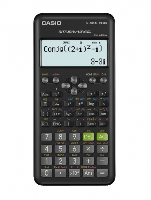 Image of Calculator Casio Fx-100au Plus 2nd Edition