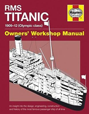 Image of Rms Titantic Manual