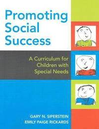 Image of Promoting Social Success A Curriculum For Children With Special Needs