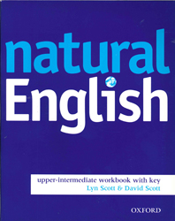 Image of Natural English : Upper Intermediate : Workbook With Key