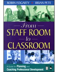 Image of From Staff Room To Classroom A Guide For Planning & Coachingprofessional Development