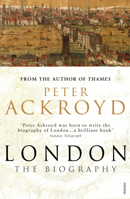 Image of London The Biography