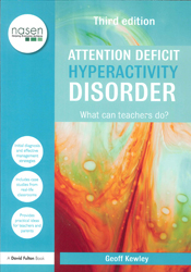 Image of Attention Deficit Hyperactivity Disorder What Can Teachers Do