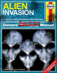 Alien Invasion Manual : A Step-by-step Guide For Humanity