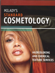 Image of Miladys Standard Cosmetology Haircoloring & Chemical Textureservices