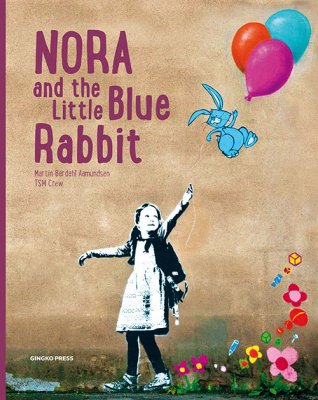 Image of Nora And The Little Blue Rabbit