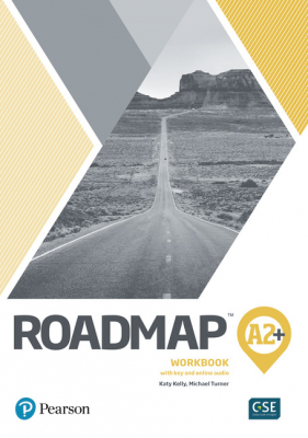 Image of Roadmap A2+ : Workbook With Key + Online Audio