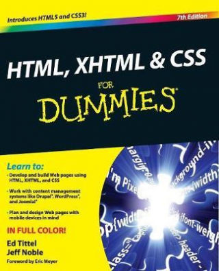 Image of Html Xhtml & Css For Dummies
