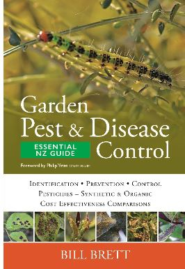 Image of Garden Pest And Disease Control : Essential Nz Guide