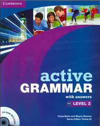 Active Grammar : Level 2 : With Answers : With Cd-rom