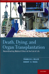 Image of Death Dying And Organ Transplantation : Reconstructing Medical Ethics At The End Of Life