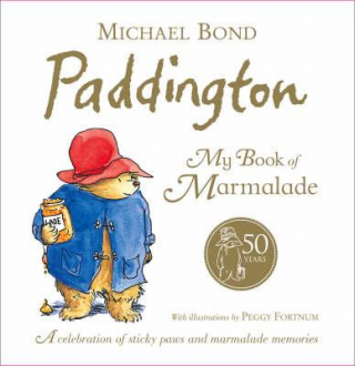 Image of Paddington : My Book Of Marmalade