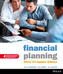 Image of Financial Planning + Financial Planning 2013/2014 Supplemente-text Card