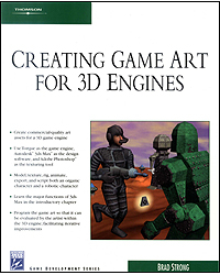 Image of Creating Game Art For 3d Engines