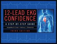 Image of 12-lead Ekg Confidence A Step By Step Guide