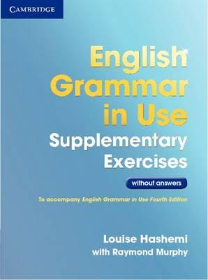 Ubiq bookshop the best place to buy books english grammar in use supplementary exercises without answers murphy raymond fandeluxe Image collections