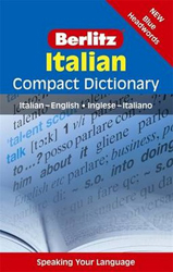 Image of Berlitz Italian Compact Dictionary