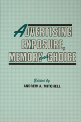 Image of Advertising Exposure Memory & Choice