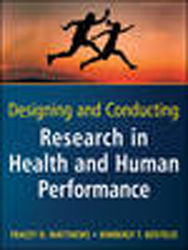 Image of Designing And Conducting Research In Health And Human Performance