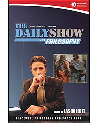 Image of Daily Show & Philosophy Moments Of Zen In The Art Of Fake News