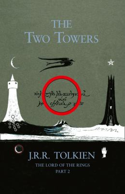 Image of The Two Towers : The Lord Of The Rings Book 2 : 50th Anniversary Edition