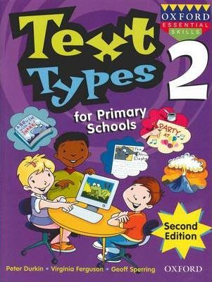 Image of Text Types For Primary Schools Book 2